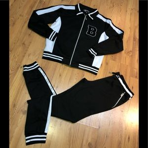"""BKYS """"Fearless"""" SweatSuit NWT 🔥"""